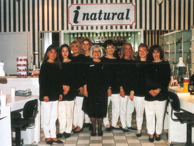 <p>Though the salons are part of a large chain, each store has its own distinct style and decor that reflects the owner's personality and the locale.</p>