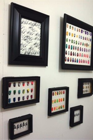 How to Make a Shadowbox to Display Your Nail Art - Style - NAILS ...