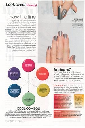 shape shares nail trends style nails magazine