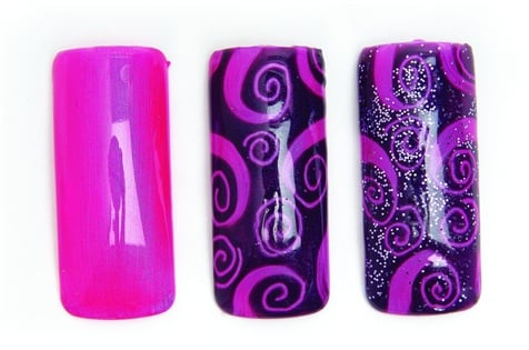 9 Easiest Nail Art Designs To Master Bonus 4 Difficult Designs