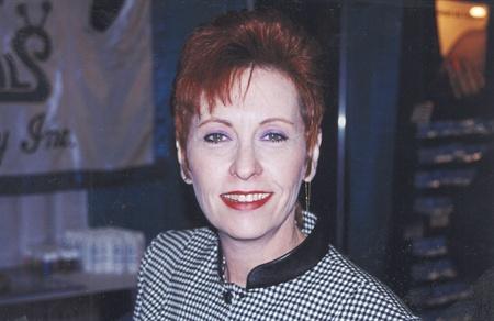 <p>Marlene, 1997</p>