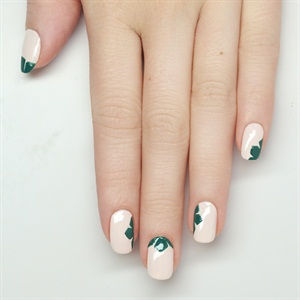 St patricks day nail art by jin soon style nails magazine st patricks day nail art by jin soon prinsesfo Image collections