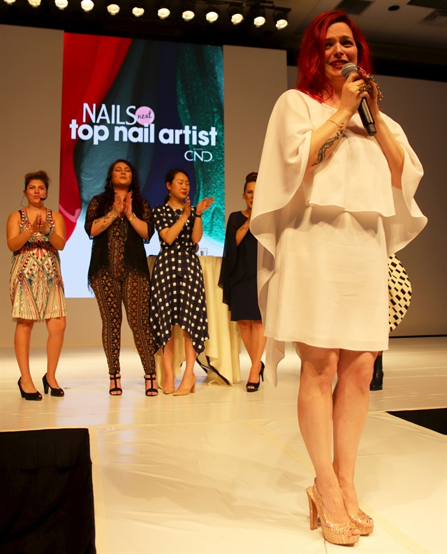 10 Reasons to Apply for NAILS Next Top Nail Artist S. 6 - - NAILS ...