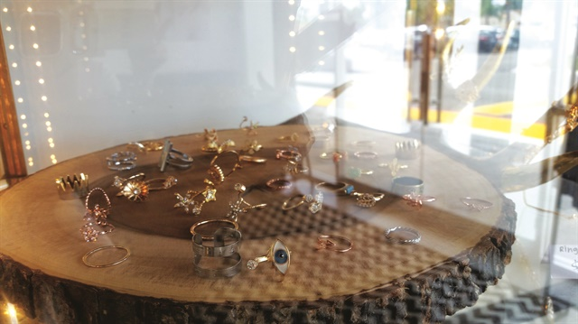 Black File is the first retail store to feature Jessica Fang Jewelry, a popular online brand catering to young adults.