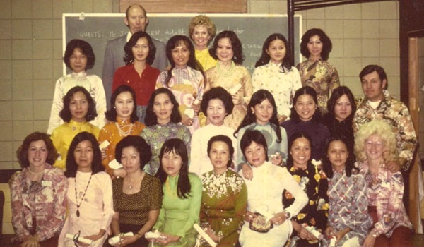 <p>The synopsis: <em>A chance encounter between 20 Vietnamese refugee women and actress Tippi Hedren in 1975, triggers the onset of the ubiquitous Vietnamese nail shop. This documentary tells the story of incredible growth and impact a small community of people have on today's eight billion dollar nail trade.</em></p>