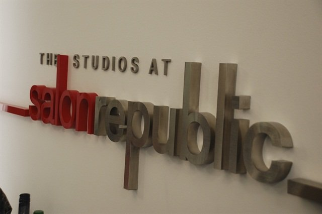 Well Manicured is one of the studios at Salon Republic in Hermosa Beach, Calif.