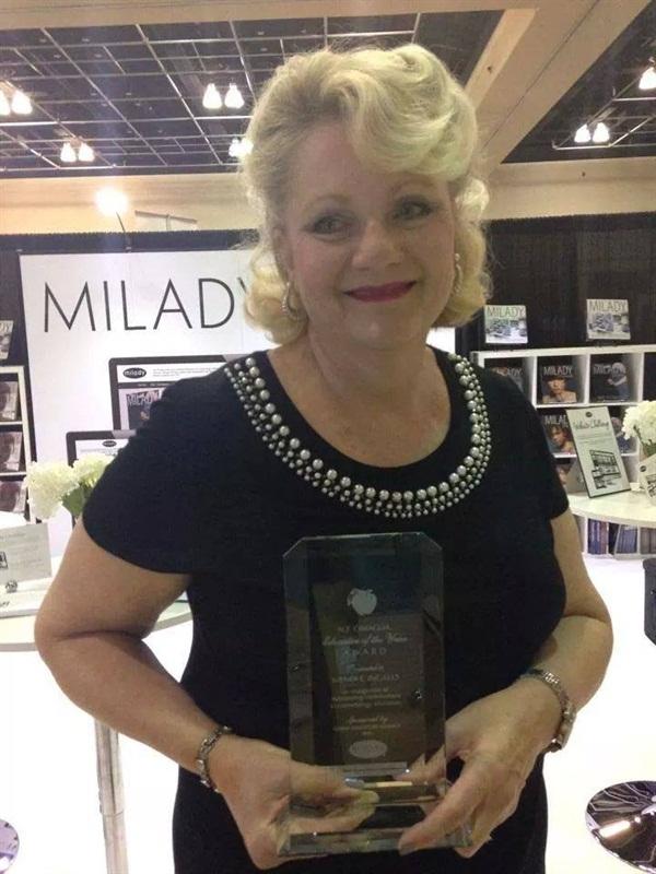 "<p>I love my work,"" says Wendi Ingalls, 2014 N.F. Cimaglia Educator of the Year.</p>"