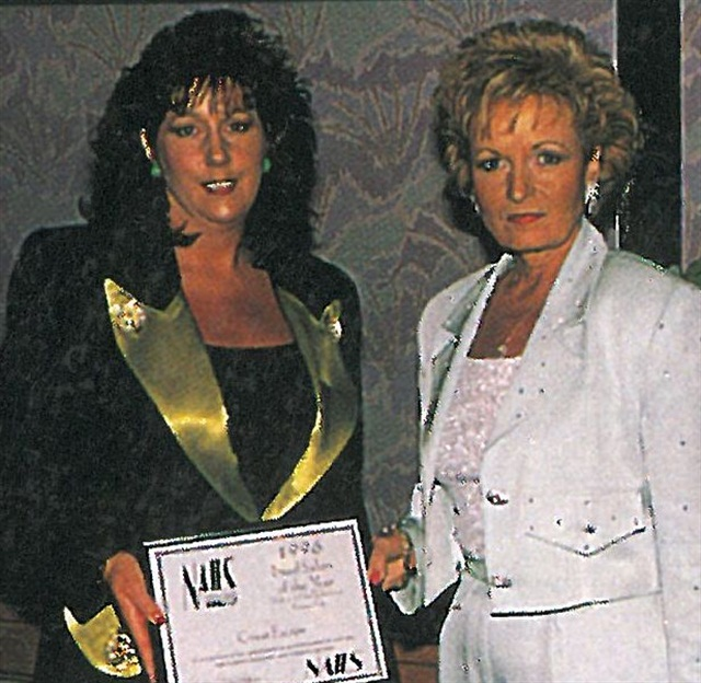 <p>Partners Linda Hoover and Janice Cory-Bies had to jump many hurdles to build their salon. The NAILS Industry Award they received recognizes their incredible achievement. </p>