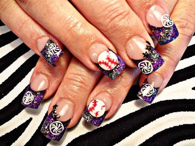 15 Major League Baseball Nails For Opening Day Nails Magazine