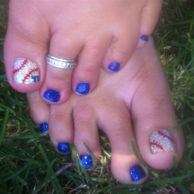 15 Major League Baseball Nails For Opening Day Nails Magazine