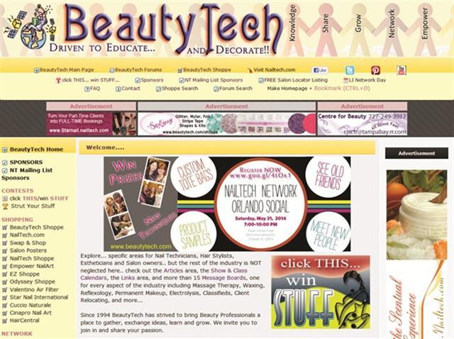 BeautyTech.com 2015