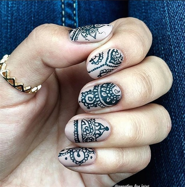 Tattoo nail art trends nails magazine winstoniastore prinsesfo Image collections