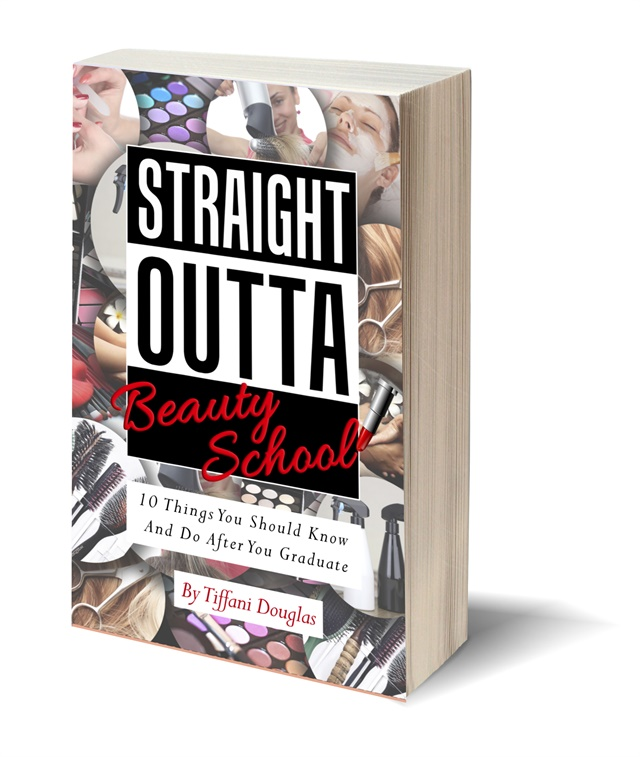 Veteran Nail Tech Publishes a Book for Recent Grads - Education ...