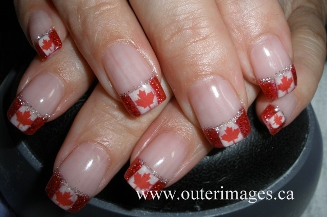 "<p>Via <a href=""http://nailartgallery.nailsmag.com/outerimages/photo/209420/canada-day-nails"">Nail Art Gallery</a></p>"