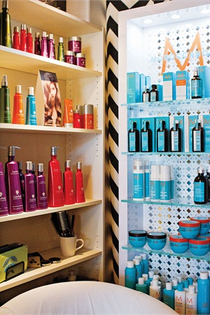 <p>Chic Nail & Beauty Bar sells quality retail items for customers</p>