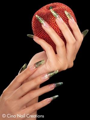 Cina Nail Creations Encyclopedia Nails Magazine