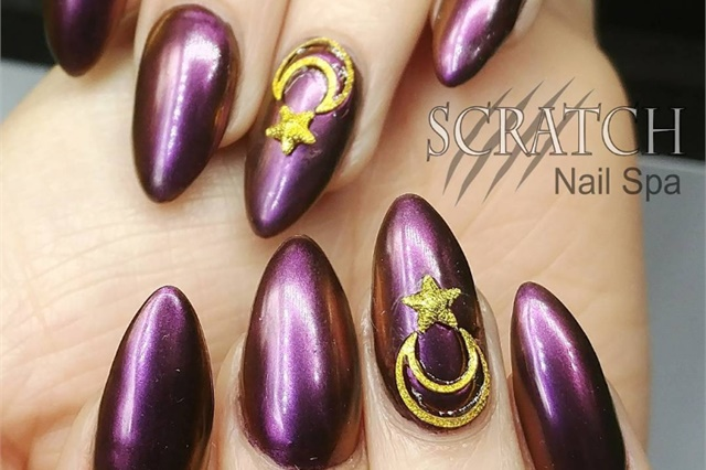 Nails by Scratch Nail Spa @scratchnailspa.