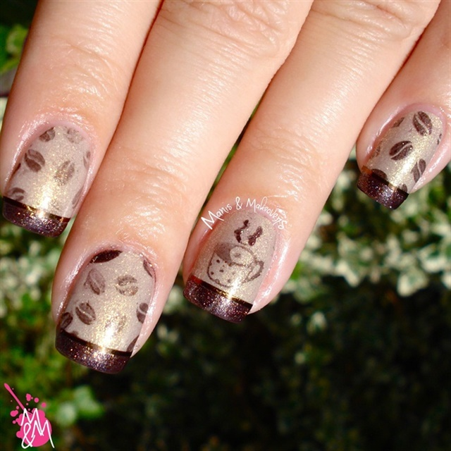 "<p>Via <a href=""http://nailartgallery.nailsmag.com/manismakeovers/photo/416587/coffee-time"">Nail Art Gallery</a></p>"