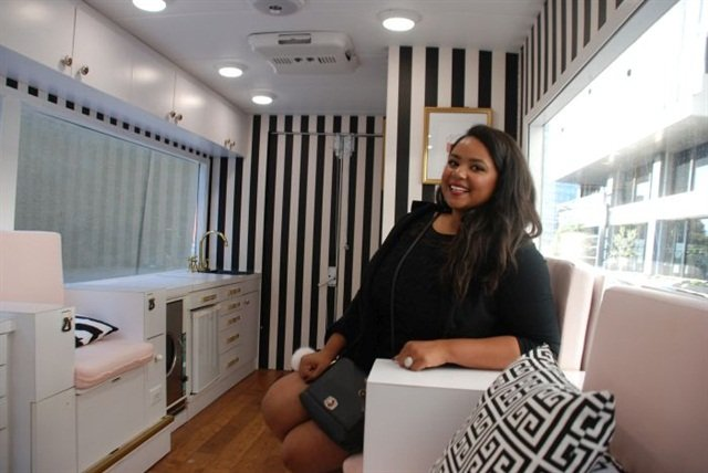<p>Meet Emily Christina, founder of Nails by Colvon. Christina has already signed up downtown companies and residential complexes to partner with Colvon.</p>