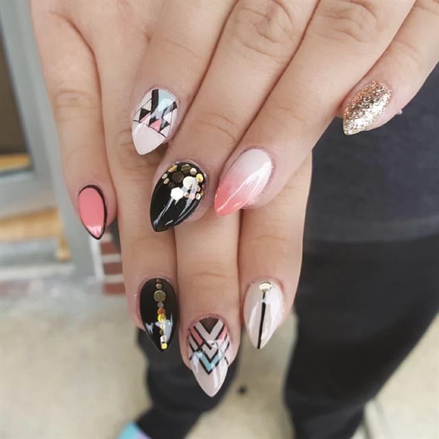 Salon-Modded Nails: Award-Winning Nail Art Made Wearable - Style ...