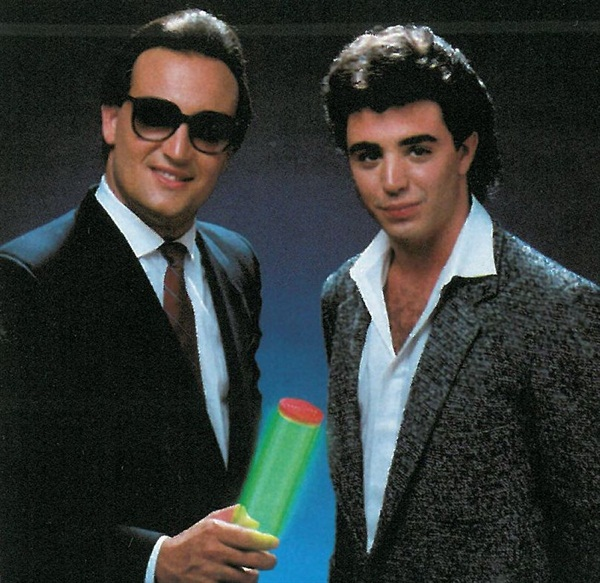 Tony (left) and Steven Cuccio)