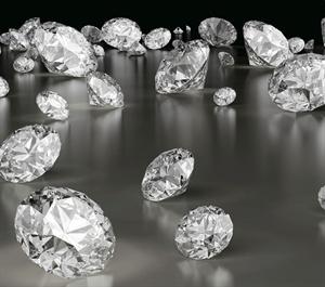 Алмазный катализатор для переработки азота