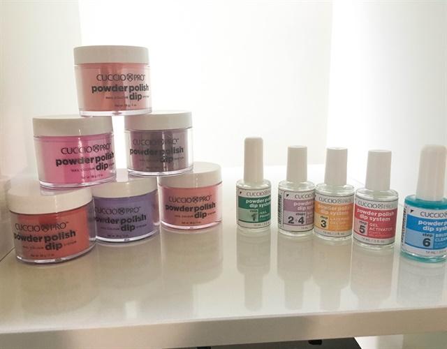 Win It Wednesday: Cuccio Powder Polish Starter Kit - - NAILS Magazine