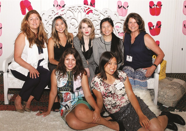 <p>The NAILS team finally relaxed after another successful networking event.</p>
