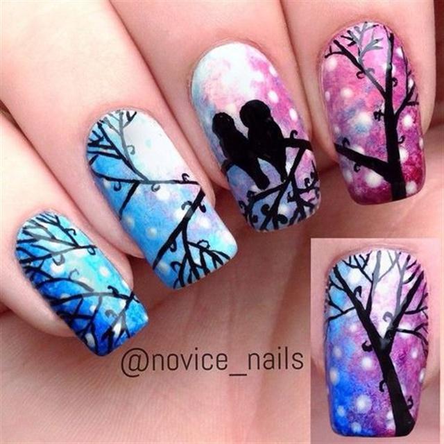 <p>@novice_nails</p>