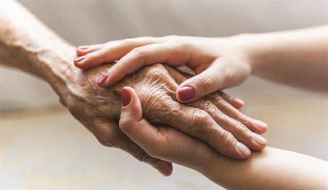 Adapting Nail Care for the Elderly