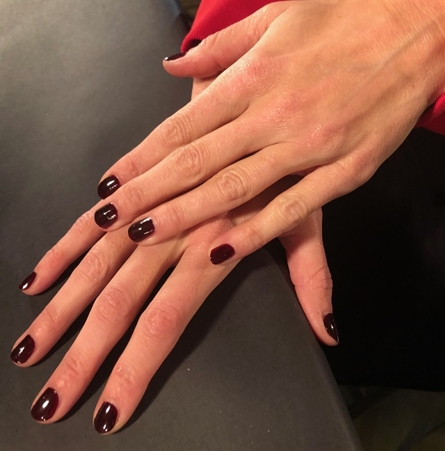 Essie Nails for Alexander Wang\'s Fall/Winter 2019 Collection - Style ...
