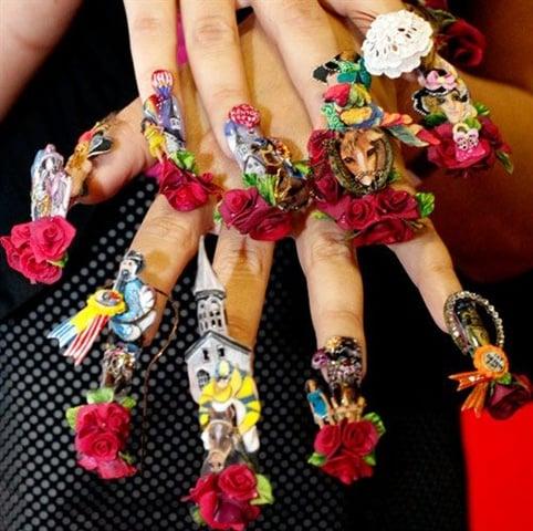 Fantasy Nail Art Encyclopedia Nails Magazine