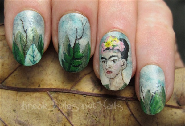 <p>Nails by Michelle Stutterheim, Australia.</p>