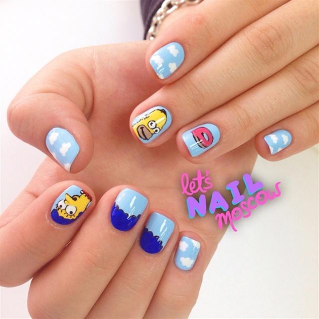 "<p>Via <a href=""http://nailartgallery.nailsmag.com/"">Nail Art Gallery</a></p>"