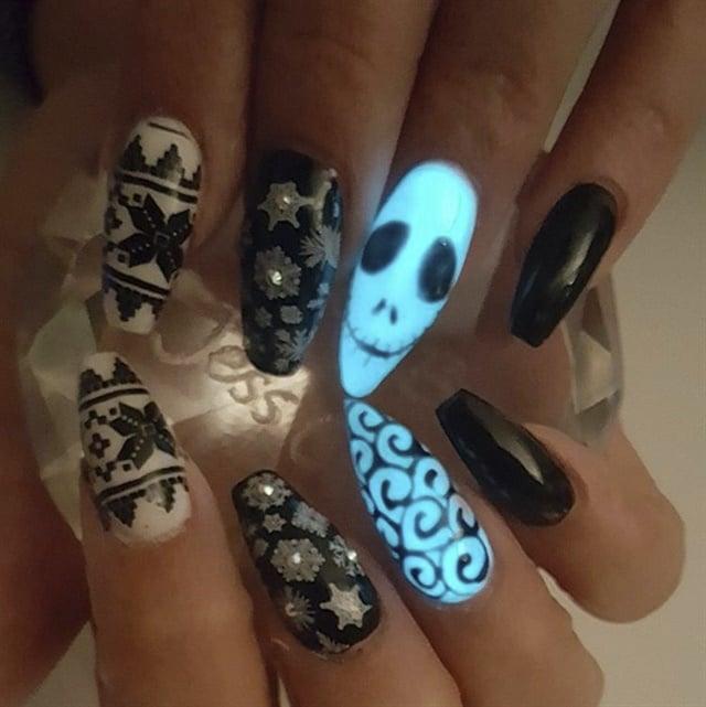<p>Nails by Jess Cruz (<a ... - Glow Nails: 10 Designs To Master - - NAILS Magazine