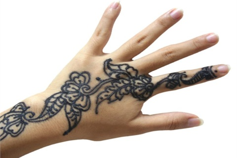 Henna Tattoo Chicago : Black henna tattoos can cause serious skin reactions health