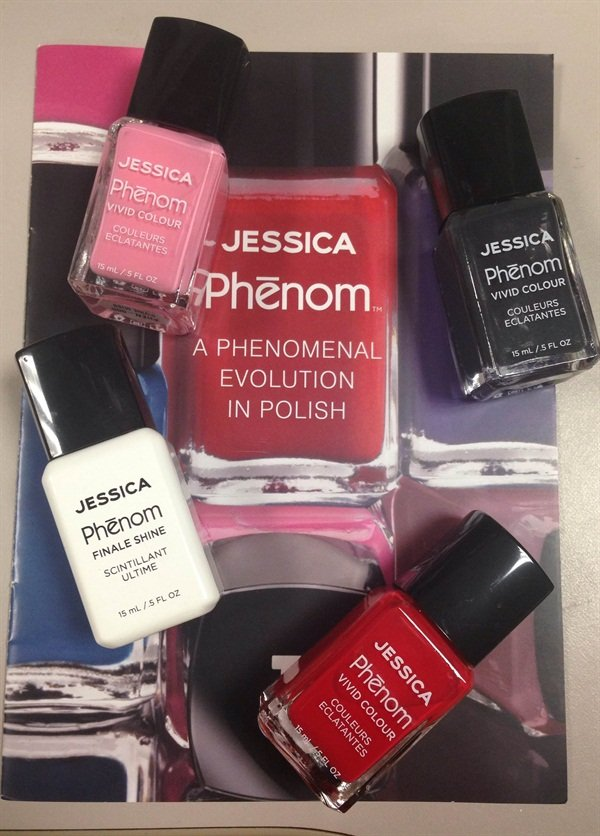 ISSELB15: Jessica Launches Phēnom Long-Lasting Polish - - NAILS Magazine