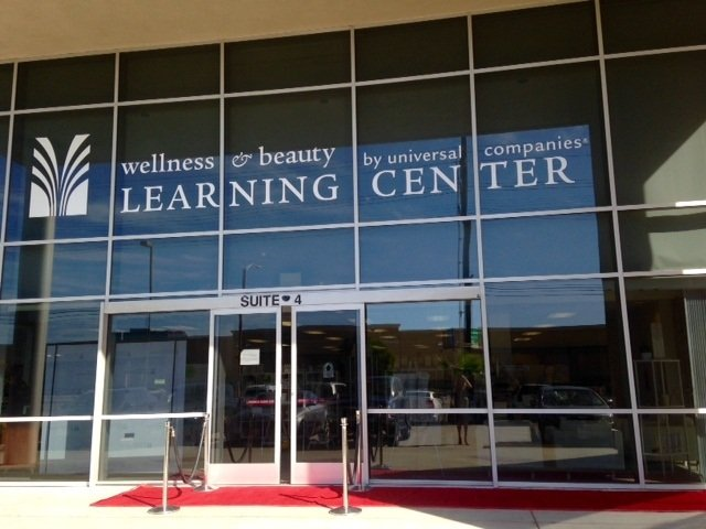 <p>Universal Companies' new 6,700 sq. ft. Wellness & Beauty Learning Center in Torrance, Calif.</p>