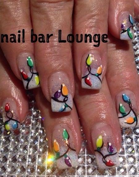 """<p>Nails by <a href=""""http://nailartgallery.nailsmag.com/nailbarlounge"""">nailbarLounge</a></p>"""