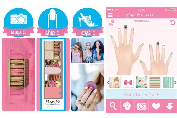 Tech Tuesday: Make Me Nails App - - NAILS Magazine