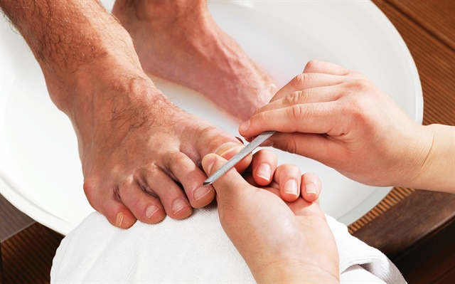 The biggest cause of ingrown toenails is incorrectly cutting and shaping the toenail.