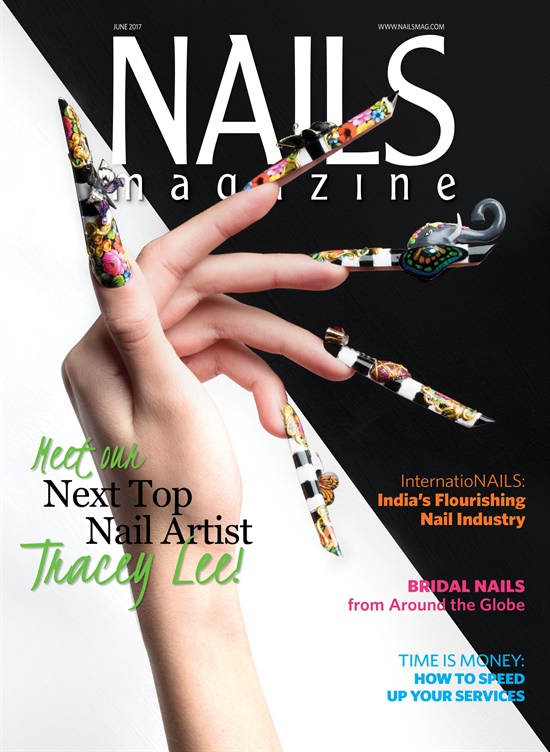 NTNA winner Tracey Lee's cover.