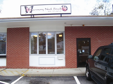 <p>Amy Oung has owned Harmony Nail Studio for one year, and it is located in a quiet area of Warwick, R.I.</p>