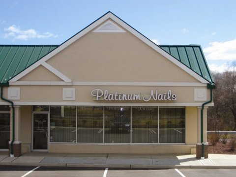 <p>Sisters Danielle Bonilla and Carrie Fredo opened Platinum Nails in 2007 when they found out this shopping center was being built.</p>