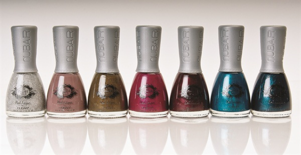 If You Love These Polish Colors From The Painted Nail By Nubar Thank Katie Cazorla Salon Owner And Reality TV Star Of Guide Networks Files
