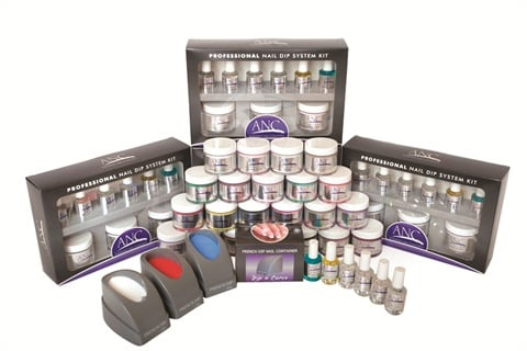 Amazing Nail Concepts Has Launched A Dipping System To Help You Quickly Achieve Perfect French Manicure The Secret Is Unique Patent Pending