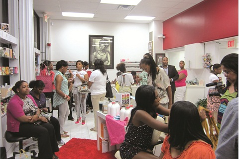 Let Your Salon Be the Place to Be - Business - NAILS Magazine