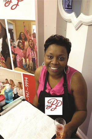 After a prison sentence, Allison Moore turned her life around and now runs a successful mobile spa business that's both financially rewarding and provides an amazing experience for her clients.