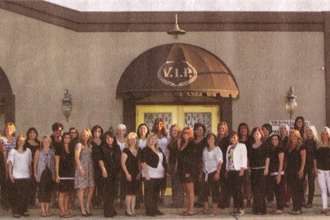 <p>V.I.P. opened in 1986 with three techs. You can see how the staff has grown.</p>