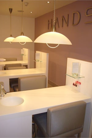 <p>Workstation lighting should be low-heat and energy efficient.</p>